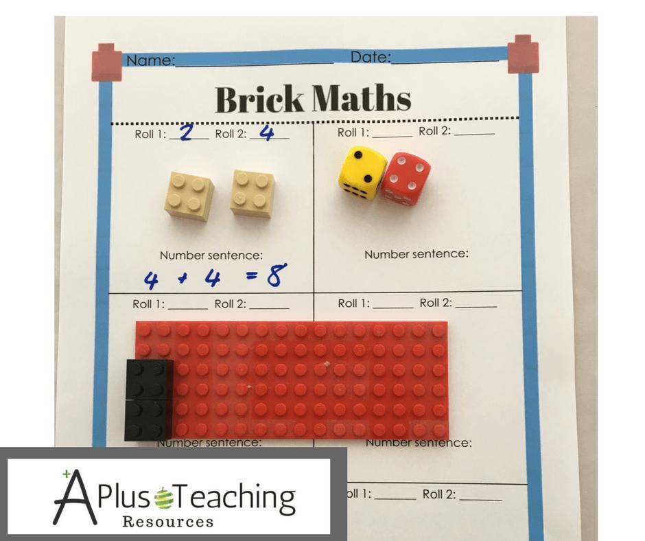Lego Arrays