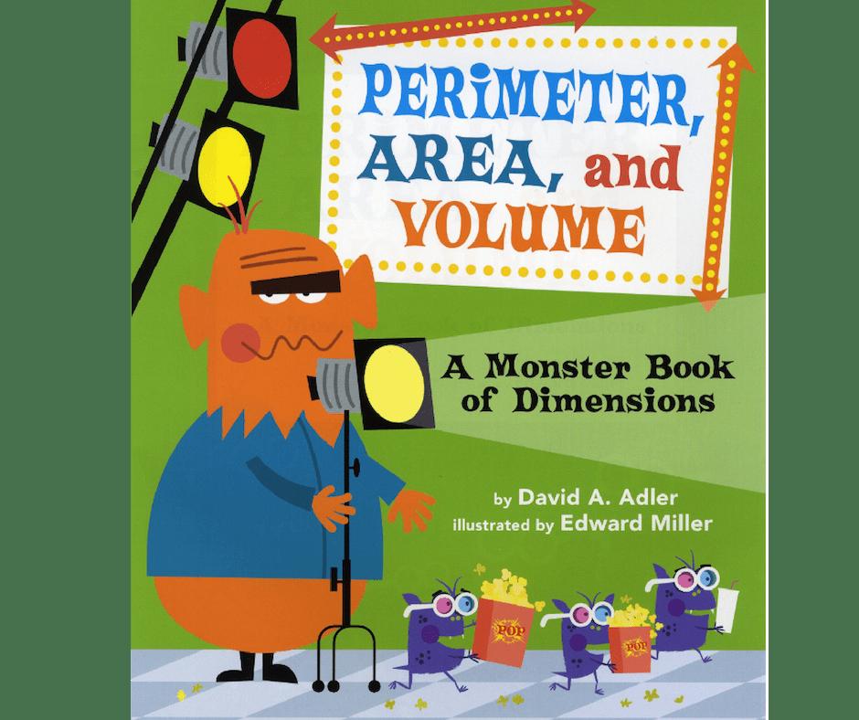 Perimeter and area Children's Books about measurement