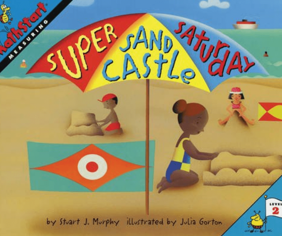Super Sand Castle Saturday - Teaching Measuring Height