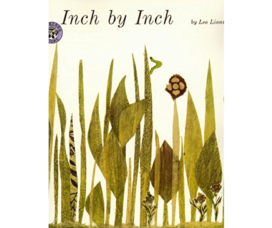 Measurement Picture Book - Inch By Inch