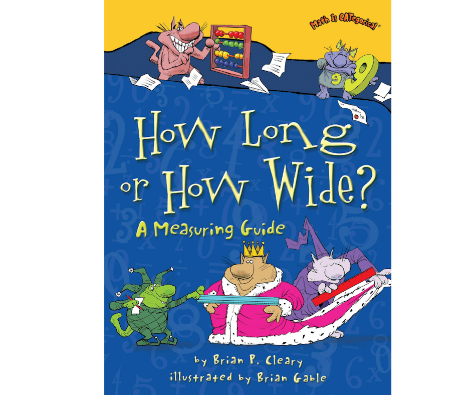 How Long or How Wide_ A Book For Teaching kids Measurement