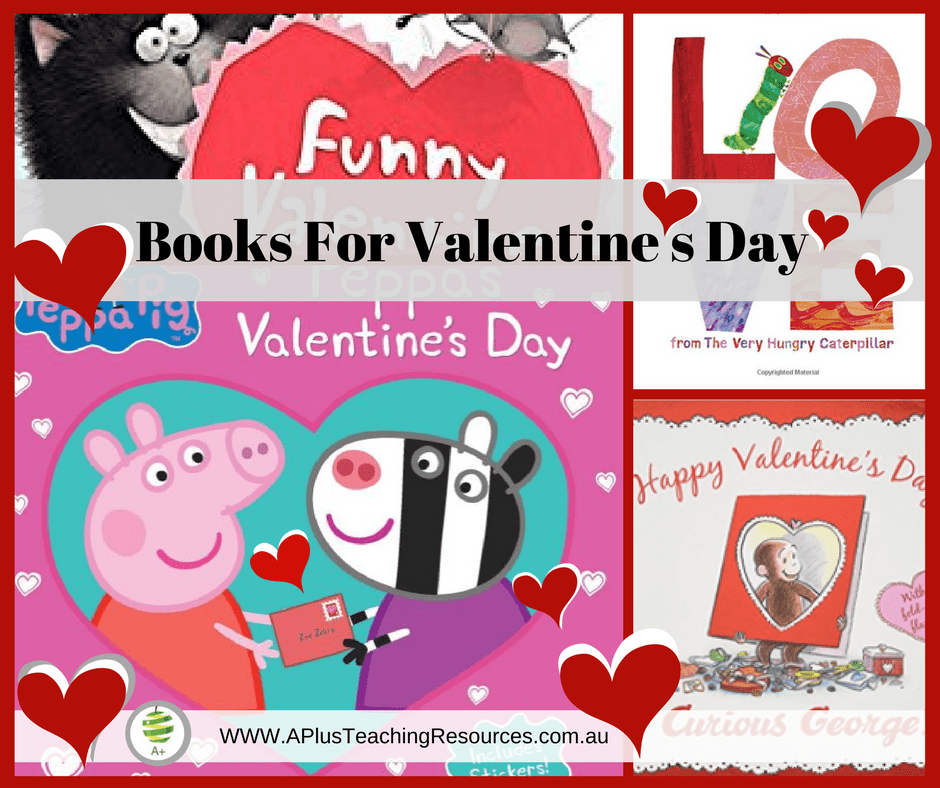 20 Valentine Books for Kids {To Read Aloud}