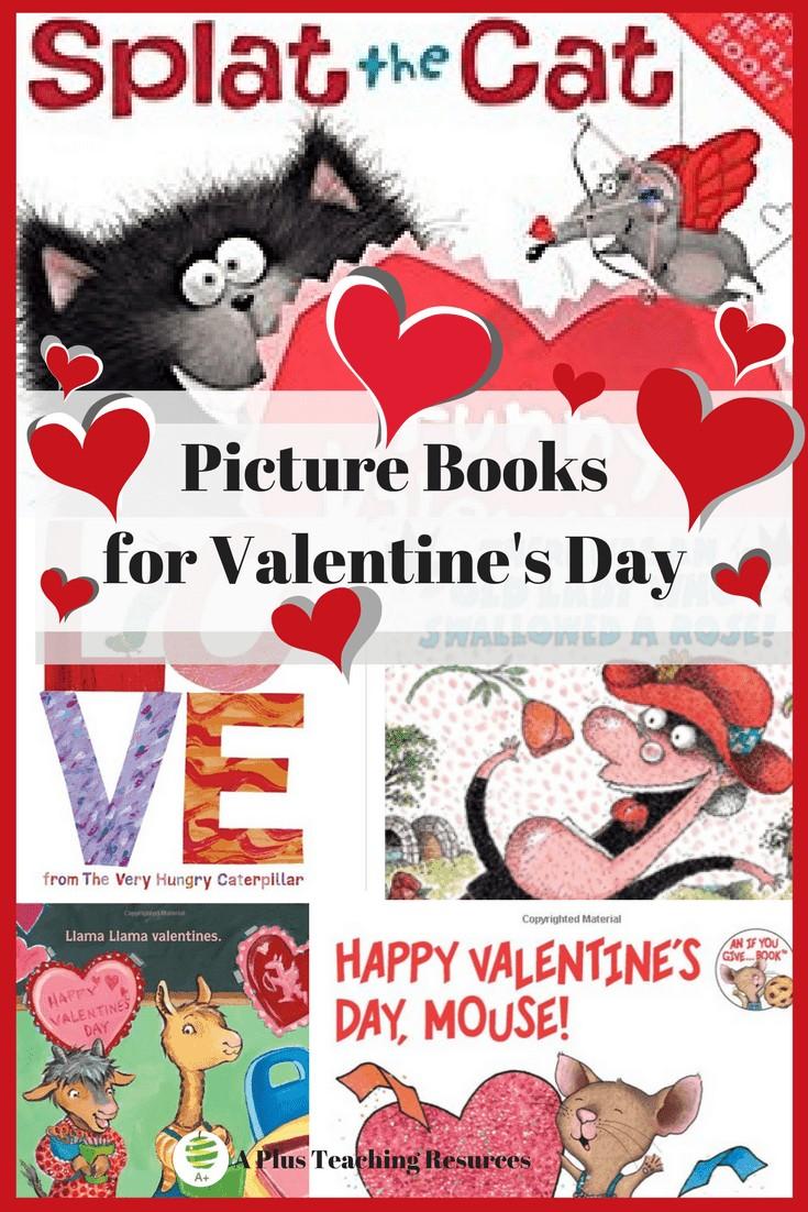 Valentine Day Books For Kids