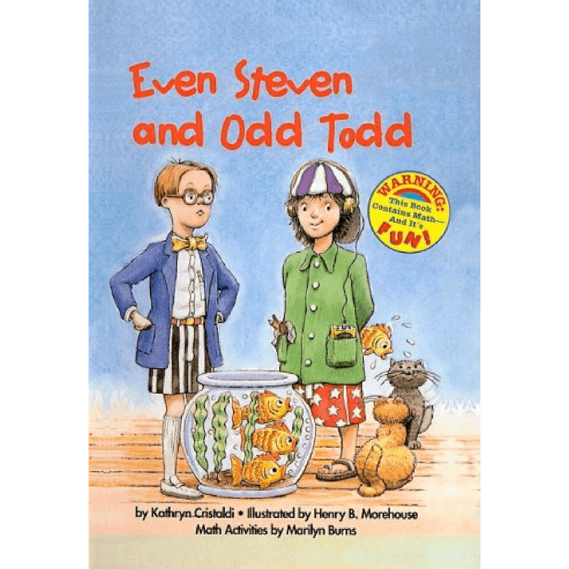 Odd & Even Number Books For Kids
