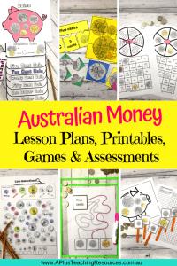 Australian Money Kit image