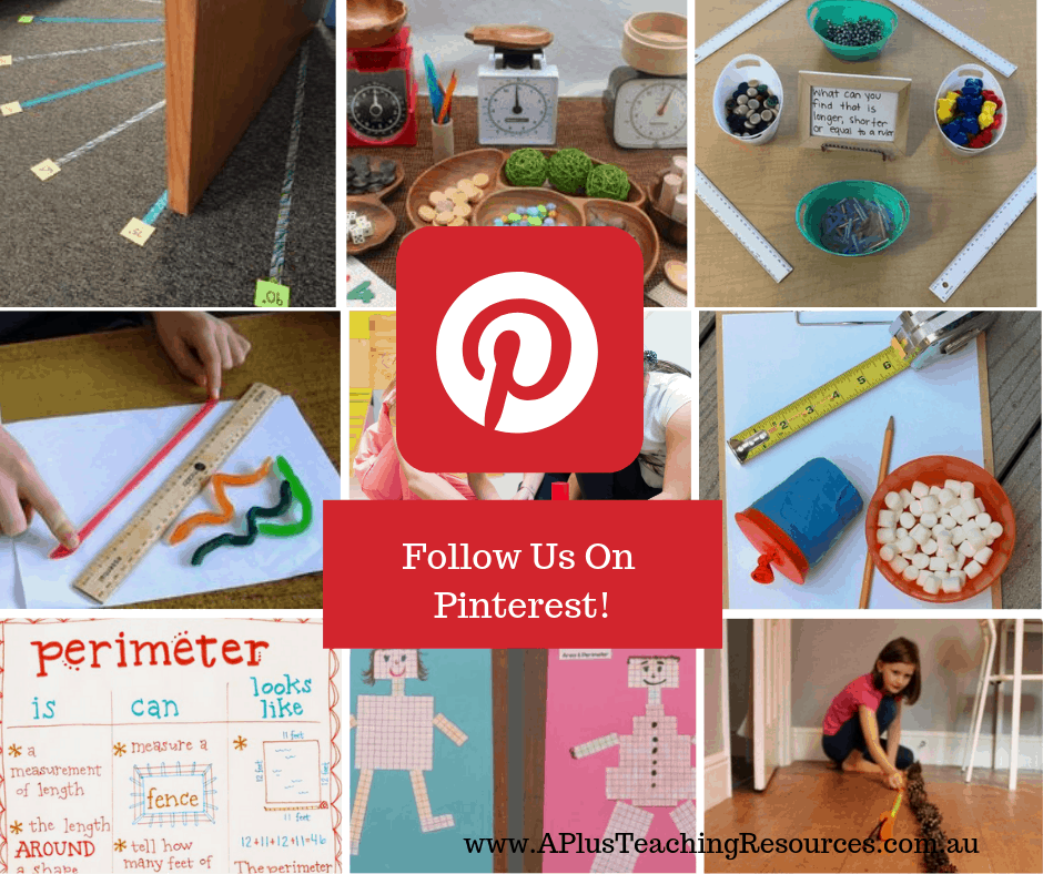Standard measurement Pinterest boards