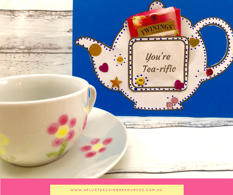 picture about Teapot Template Free Printable named Moms Working day Teapot Card No cost TEMPLATE A As well as Schooling