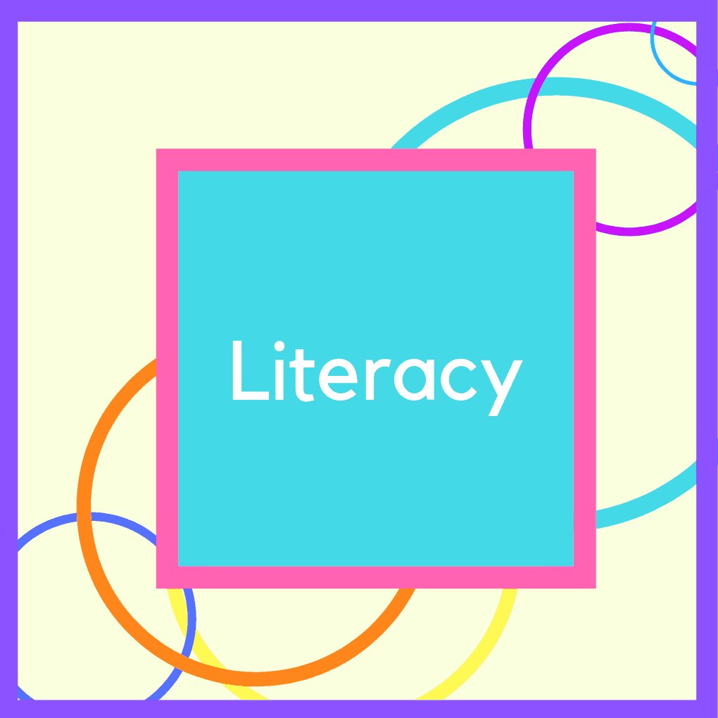 Literacy Resources For A Plus Teachers Website Header Image