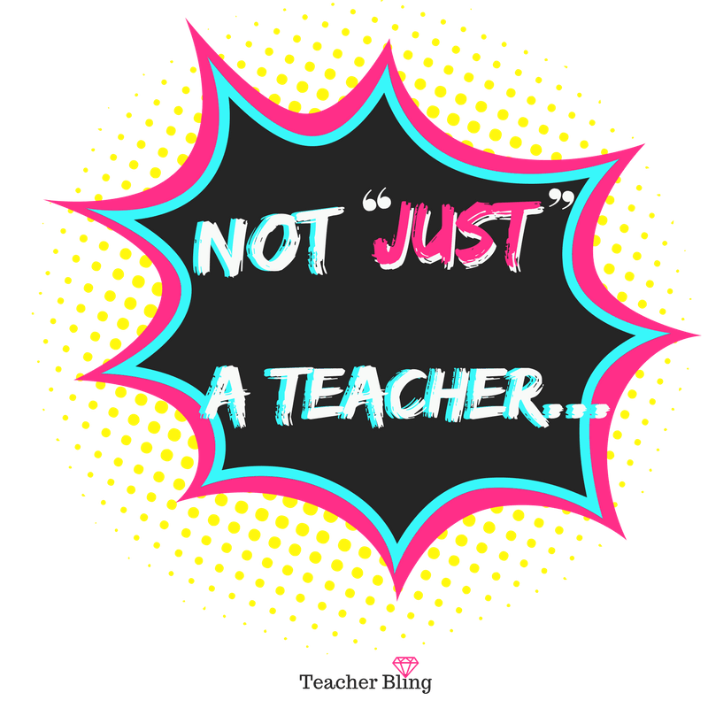 not Just A Teacher