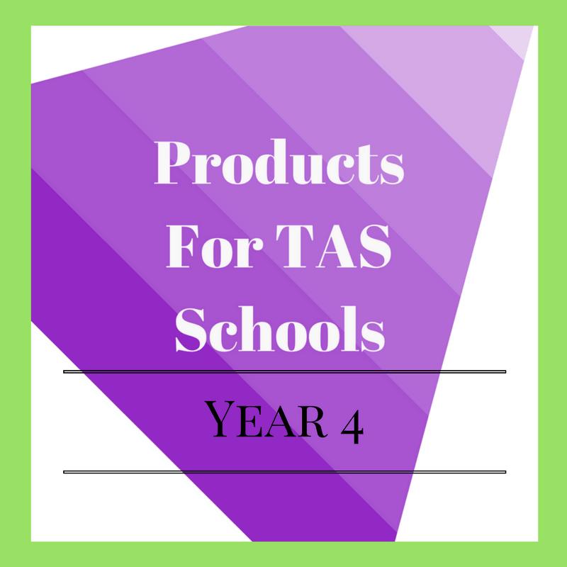 Year 4 TAS