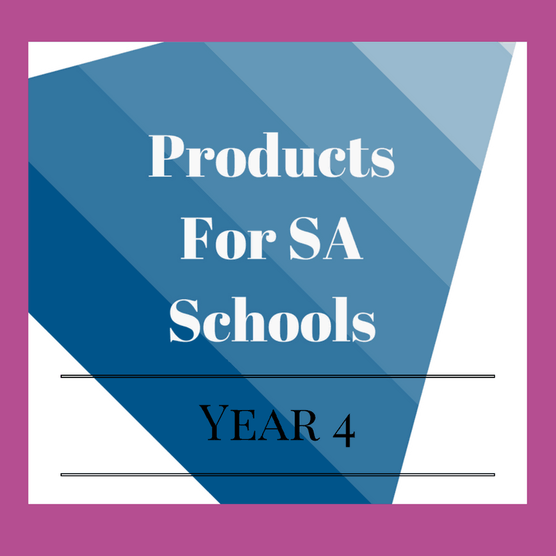 Year 4 SA