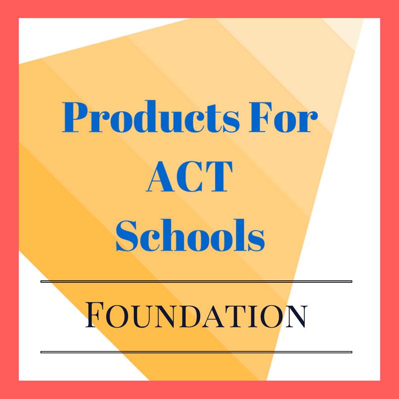Foundation ACT