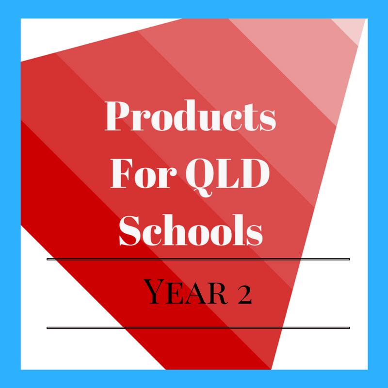 Year 2 QLD