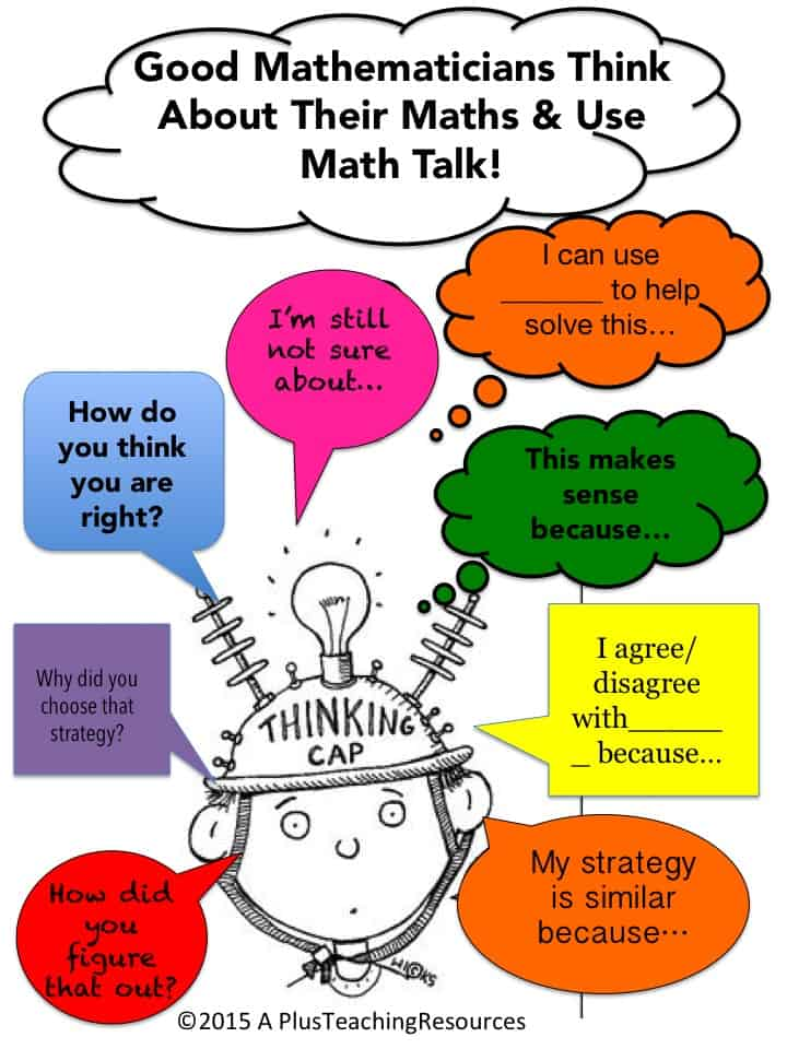 Thinking & Talking About Math