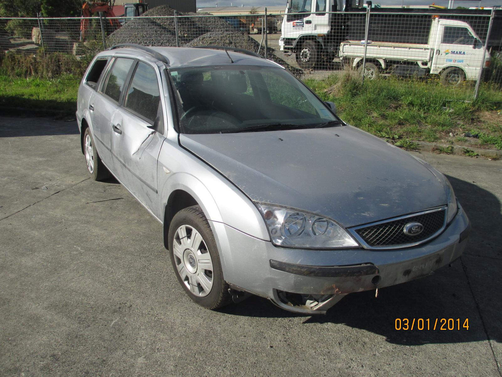 2005 Ford Mondeo Starter