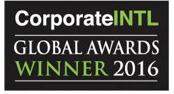 Corporate INTL Global Awards Winner 2016