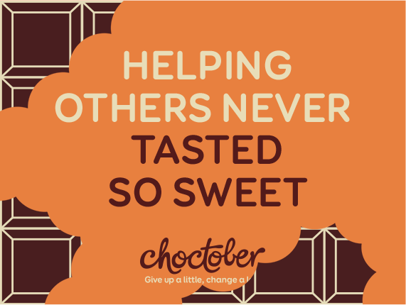 Choctober | Helping Others Never Tasted So Sweet