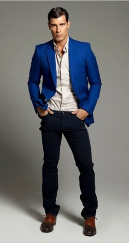 5 Ways to Wear a Blue Suit – The Most of Life