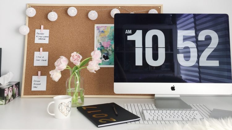 Style and organise your office to get more done