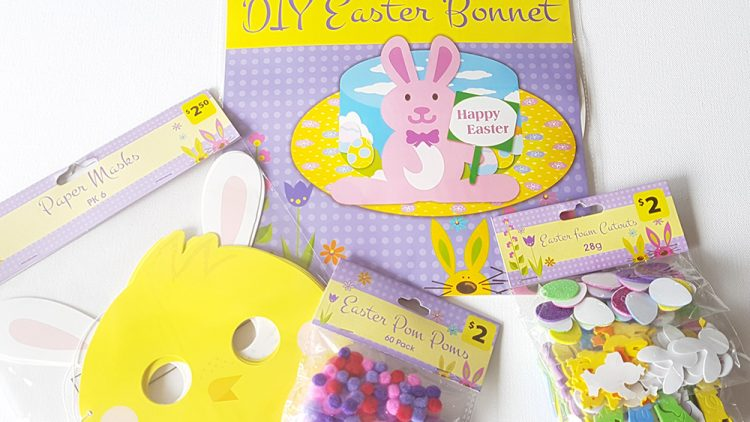 DIY Easter Bonnet