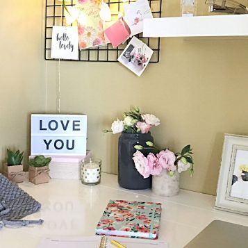 Office Makeover for Savvy Mums