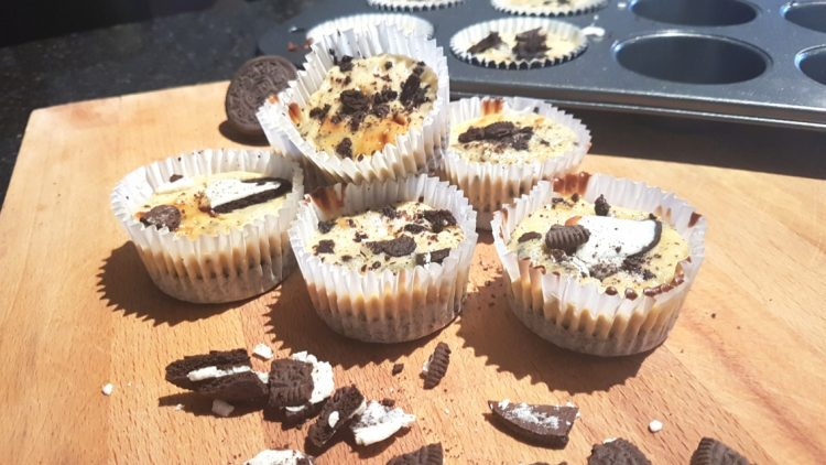 Mini Oreo Cheesecakes Recipe