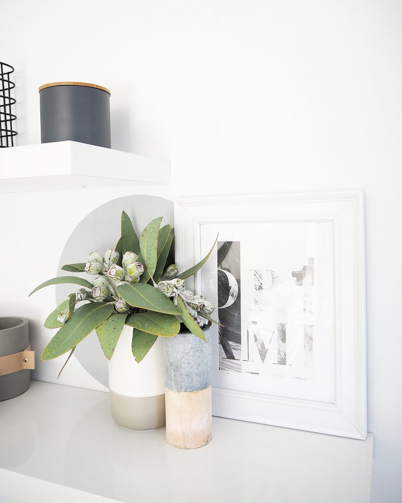 home styling on a budget