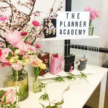 A creative planning workshop with The Planner Academy