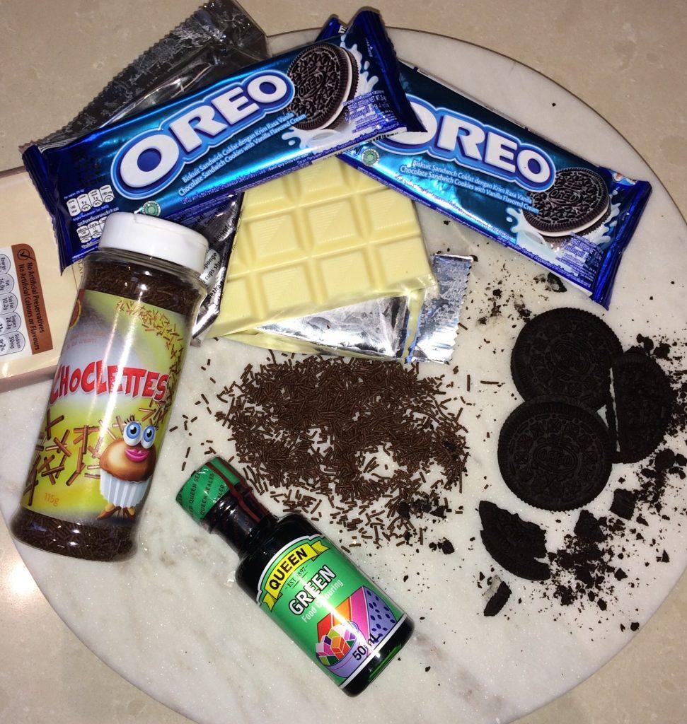 St Patrick's Day Oreo Recipe