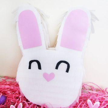 DIY Easter Bunny Piñata