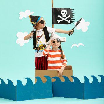 DIY Pirate Ship