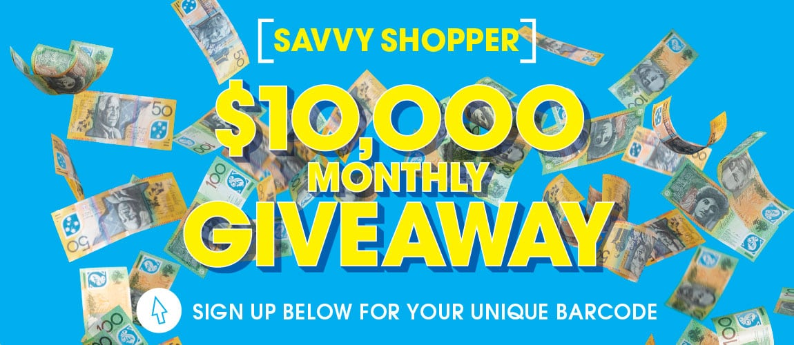 $10,000 Monthly Giveaway