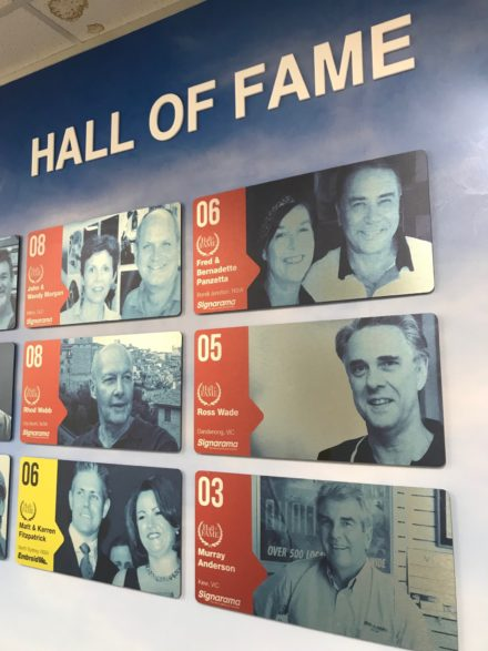 47 50 Ross Wade Hall Of Fame