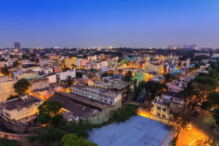 Bangalore India Home Of One Of Valentas International Offices