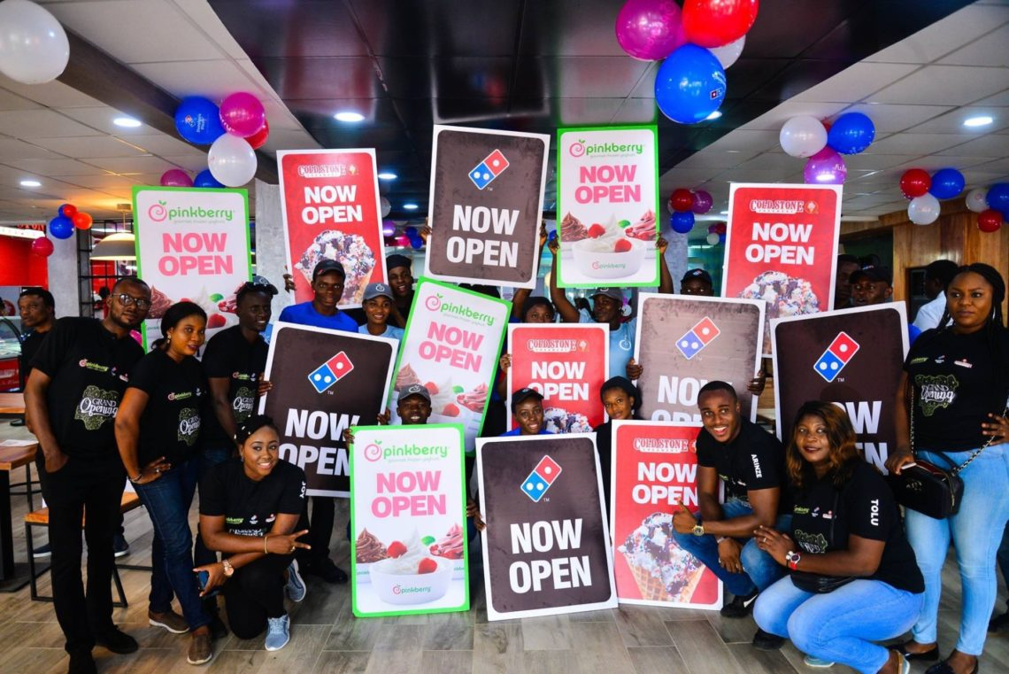 Page 9 Full Page Image New Store Opening Nigeria