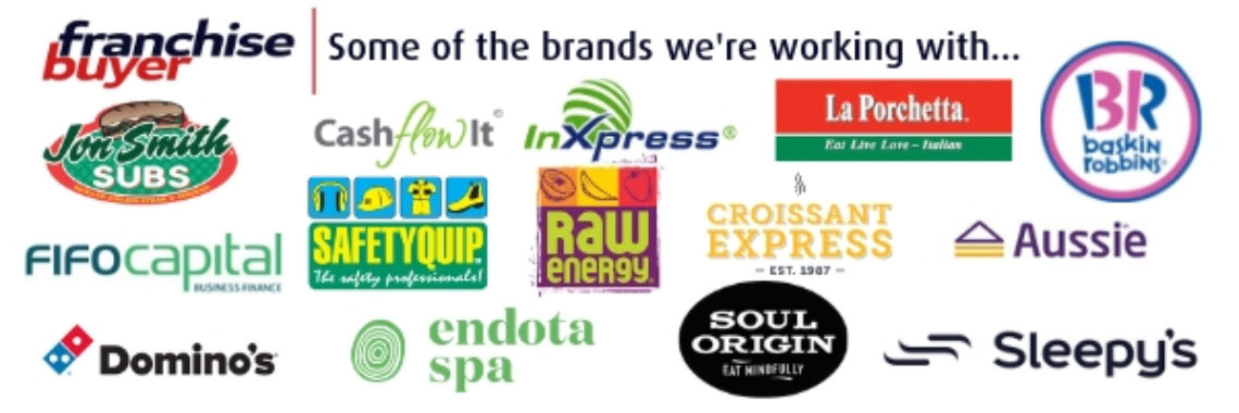 Some Of The Brands Were Working With