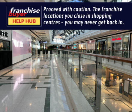 Proceed With Caution  The Franchise Locations You Close In Shopping Centres You May Never Get Back In 780X660Px