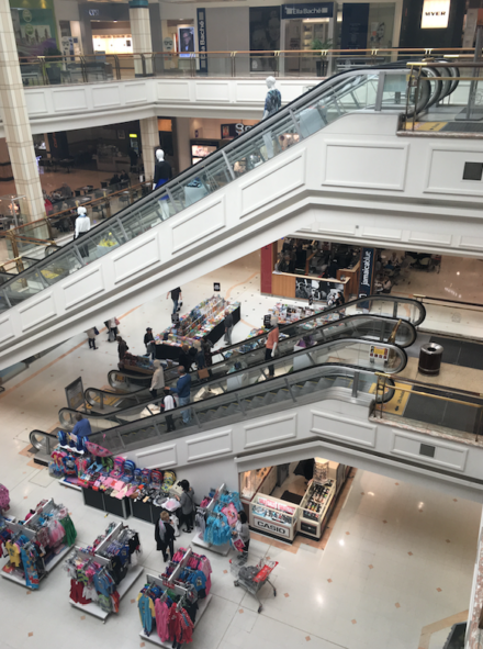 Shopping Centre Network Decisions For Franchises On Franchise Buyer