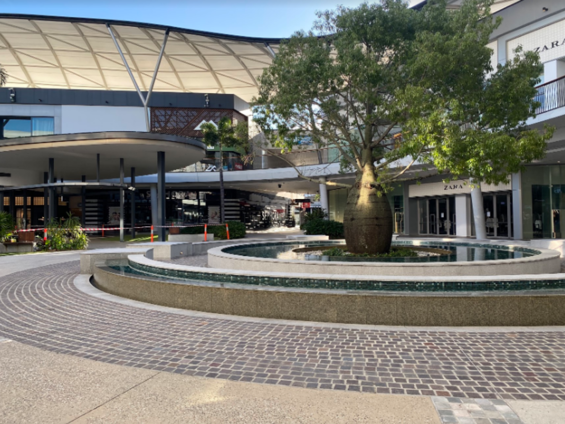 Closed Shopping Centres From Covid 19 Franchise Buyer