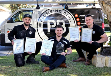 James Riddle Plumbing Bros Franchise Buyer And Awards