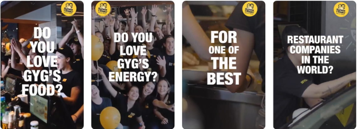 Gyg One Of The Best Restaurants In The World On Franchise Buyer