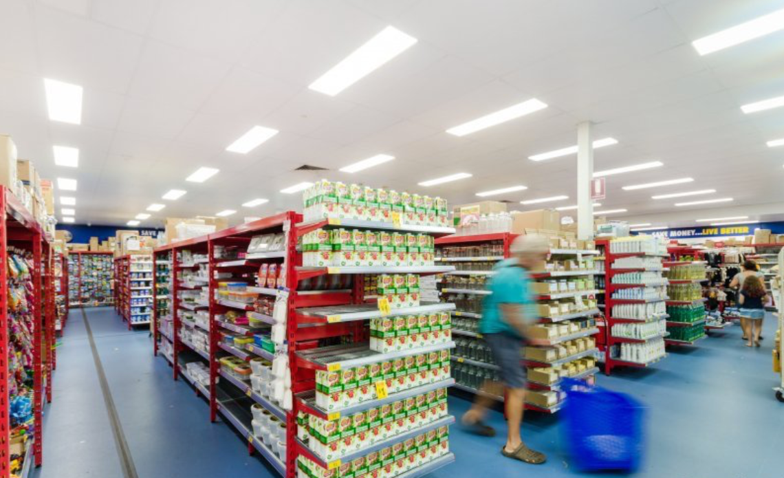 Silly Sollys Retail Stacked Shelves On Franchise Buyer