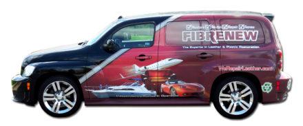 Fibrenew Vehicle