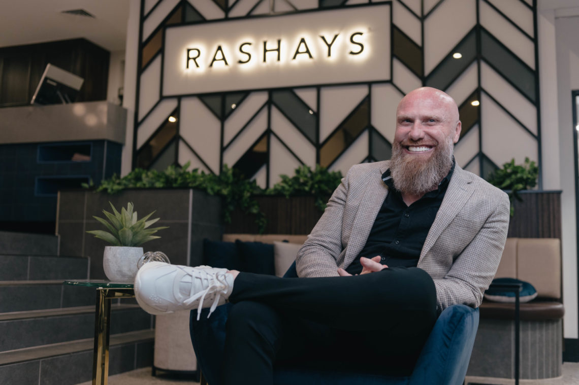 Rami Ykmour Rashays On Buying Local With Franchise Buyer