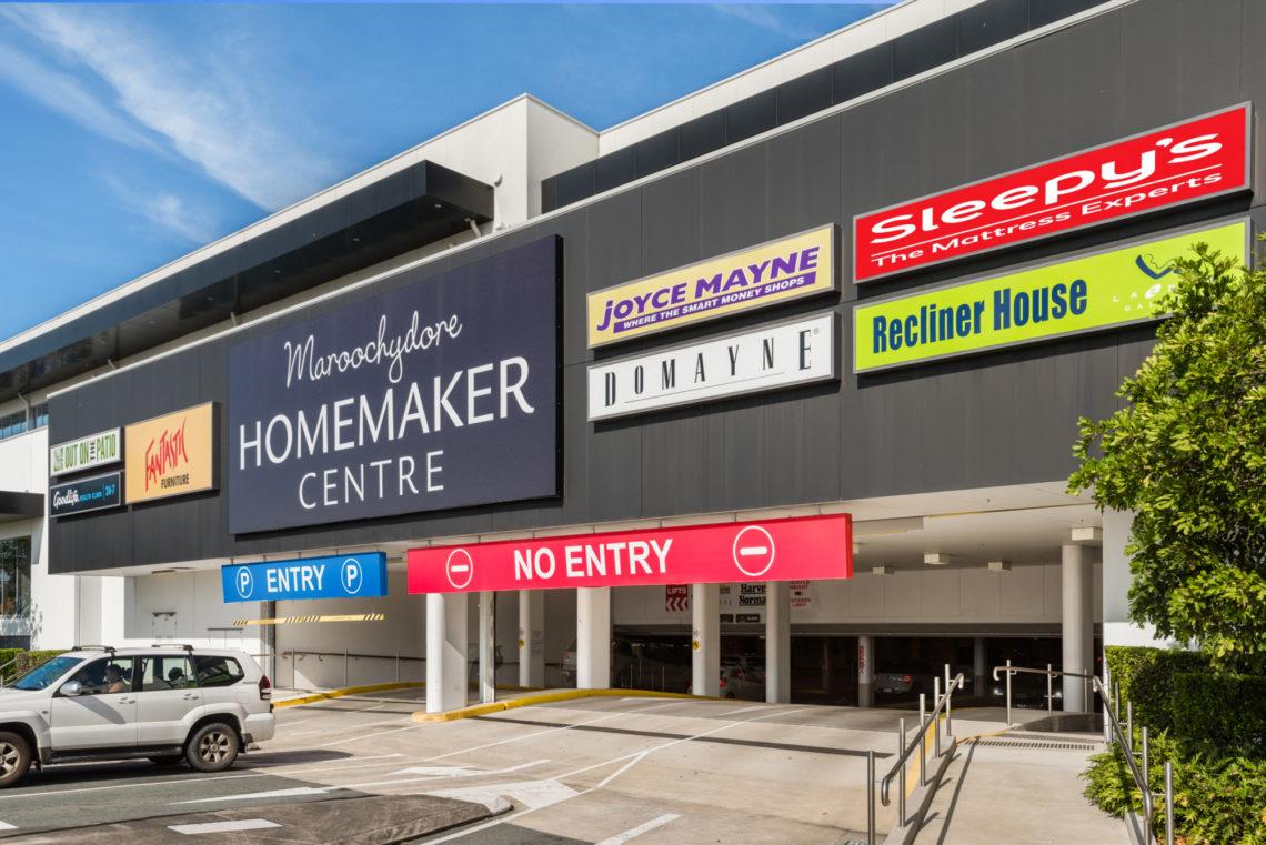 Homemaker Centres Like Kaseys Kotara Centre And Many Others Are A Key Location For Sleepys