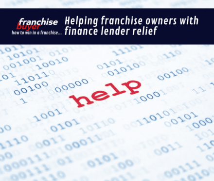 Helping Franchise Owners With Finance Lender Relief 780X660