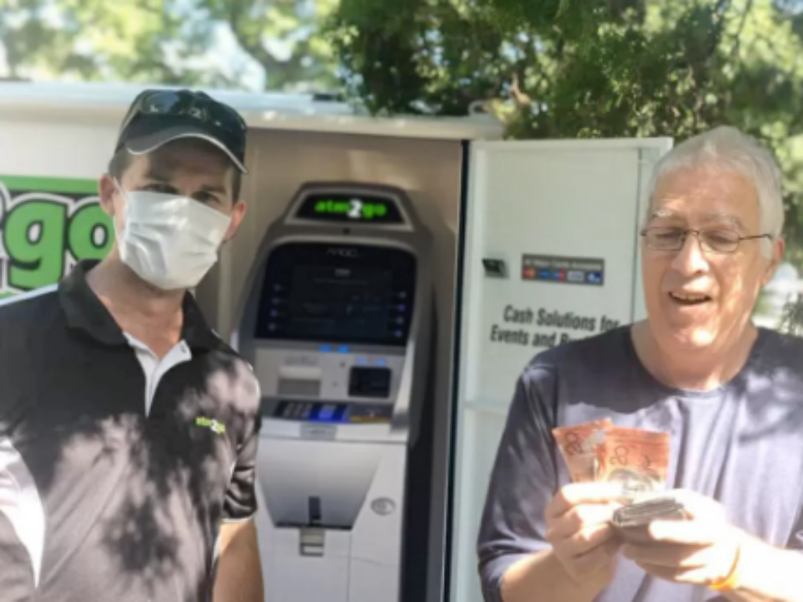 Atm2 Go Keeping Cash In The Hands Of People In Assisted Living Franchise Buyer
