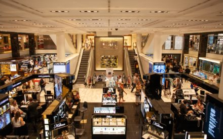 Shopping Centres On Franchise Buyer