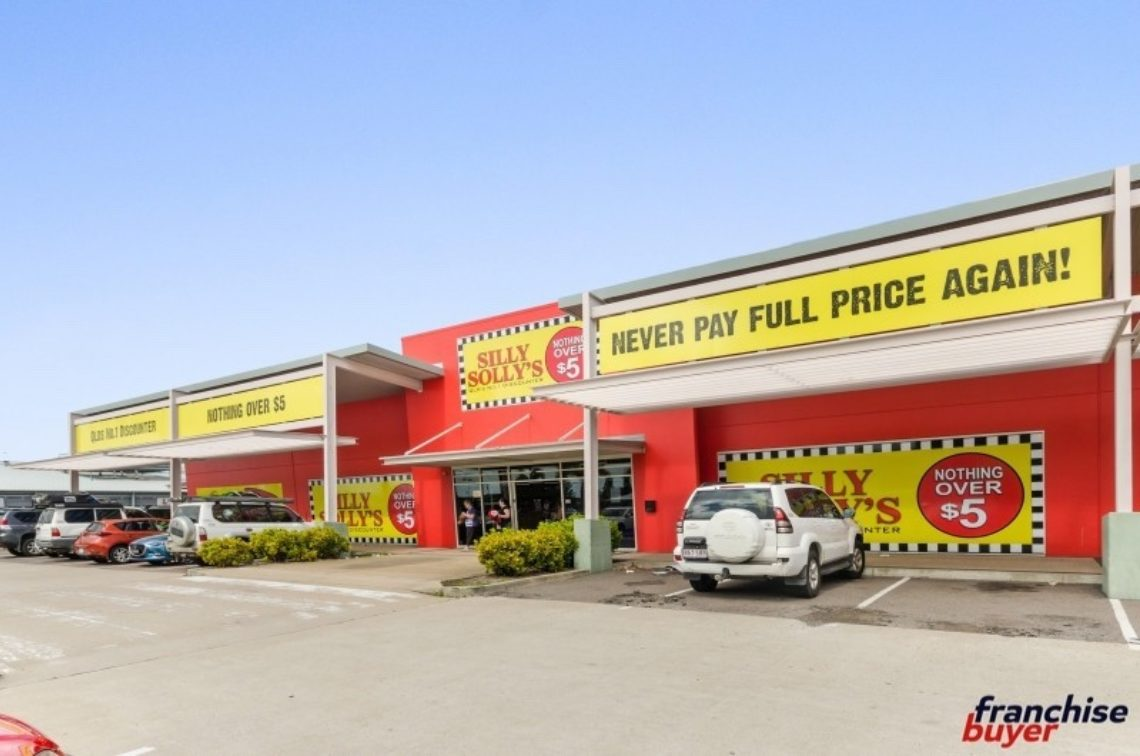 Silly Solly Store Front On Franchise Buyer