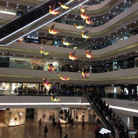 Retail Hong Kong